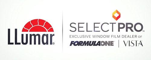 llumar selectpro logo